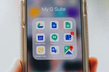 Google Drive op de iPhone